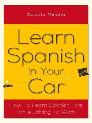cover image of Learn Spanish In Your Car