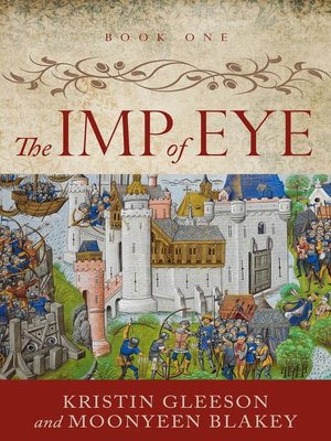 cover image of The Imp of Eye