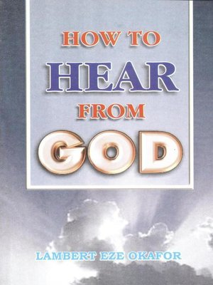 how to hear from god study guide meyer joyce