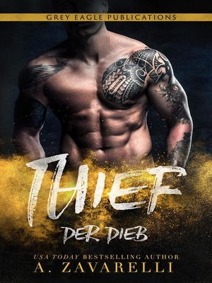 cover image of Thief – Der Dieb
