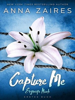 cover image of Capture Me — Ergreife Mich
