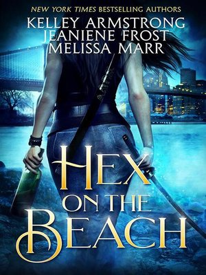cover image of Hex on the Beach