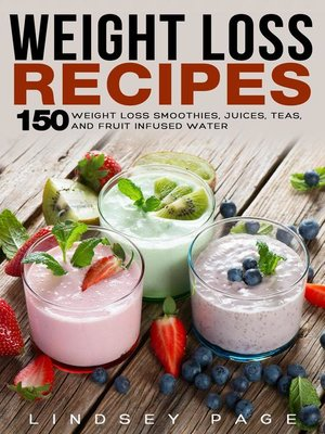 cover image of Weight Loss Recipes