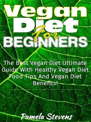cover image of Vegan Diet for Beginners