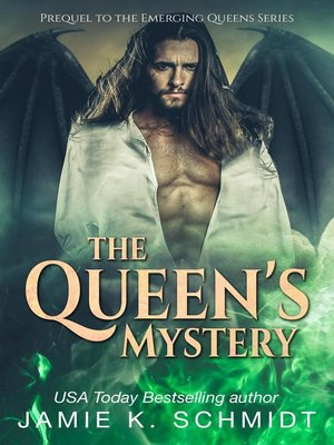 cover image of The Queen's Mystery