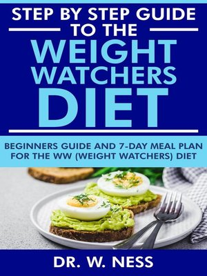 cover image of Step by Step Guide to the Weight Watchers Diet