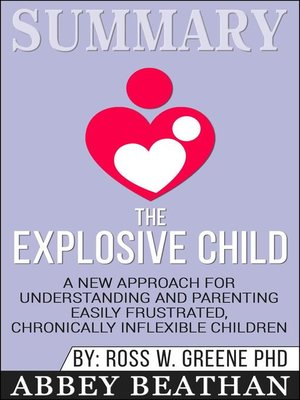 cover image of Summary of the Explosive Child