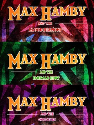 cover image of Max Hamby Boxed Set 1