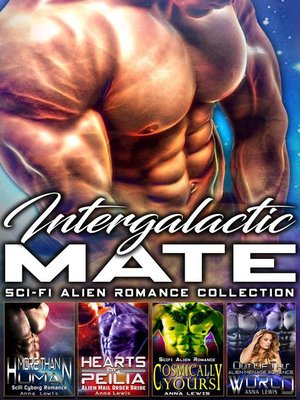 cover image of Intergalactic Mate