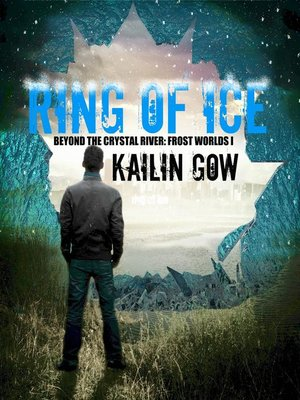 cover image of Ring of Ice (Frost Worlds Trilogy