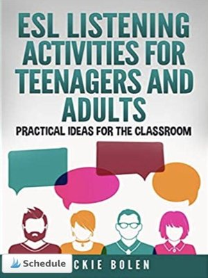 cover image of ESL Listening Activities for Teenagers and Adults