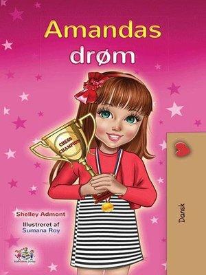 cover image of Amandas drøm