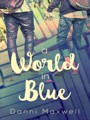 cover image of A World in Blue