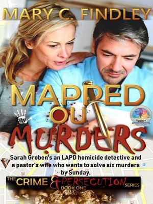 cover image of Mapped Out Murders