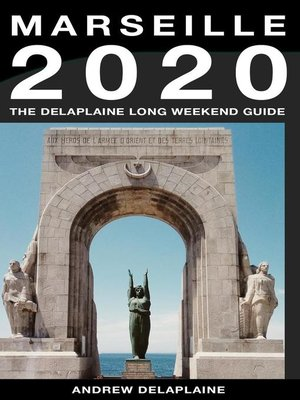 cover image of Marseille--The Delaplaine 2020 Long Weekend Guide