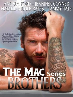 cover image of The Mac Brothers Series