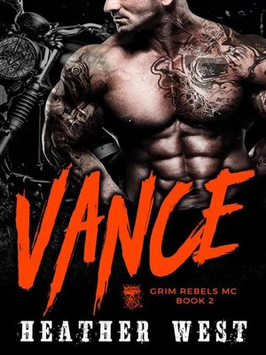 cover image of Vance (Book 2)