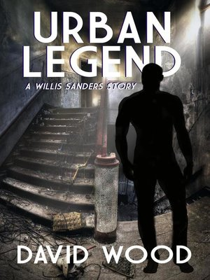 cover image of Urban Legend- a Story from the Dane Maddock Universe