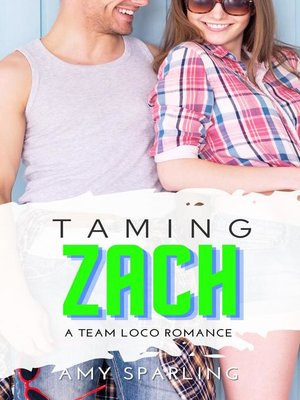 cover image of Taming Zach