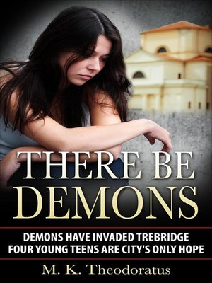 cover image of There Be Demons