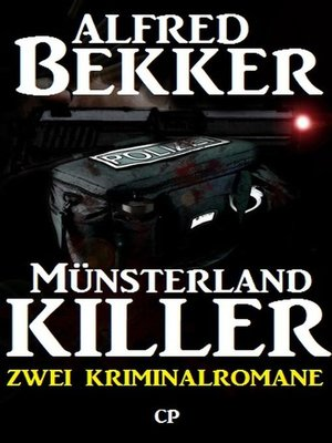 cover image of Münsterland-Killer