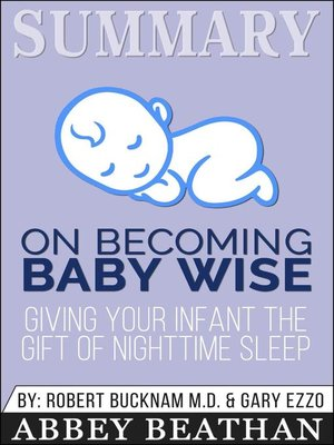 cover image of Summary of On Becoming Baby Wise