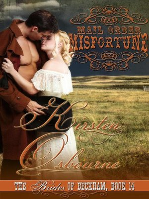 cover image of Mail Order Misfortune