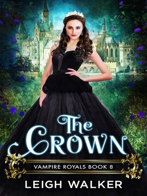 cover image of Vampire Royals 8