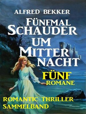 cover image of Romantic Thriller Sammelband