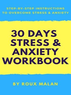 cover image of 30 Day Stress & Anxiety Workbook