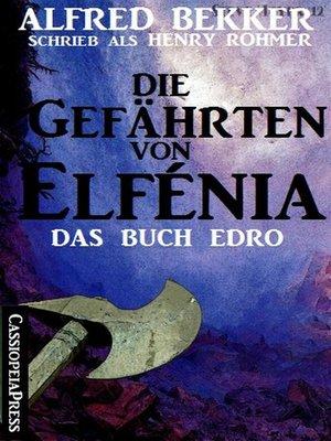 cover image of Das Buch Edro