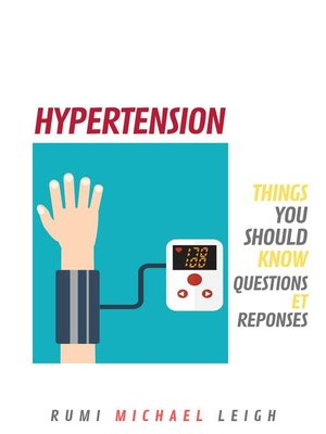 cover image of Hypertension
