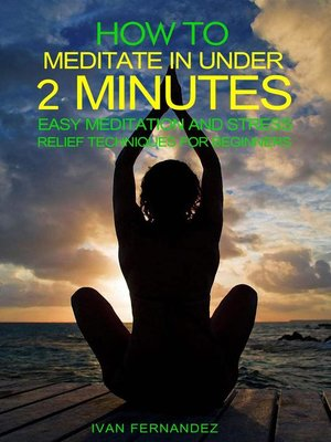 cover image of How to Meditate in Under 2 Minutes