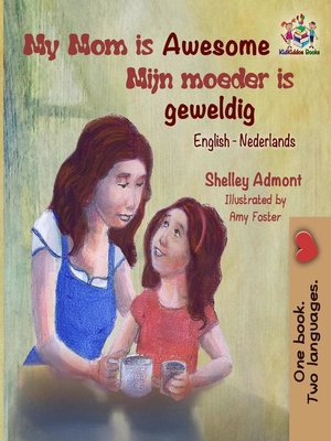 cover image of My Mom is Awesome Mijn moeder is geweldig