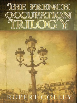 cover image of The French Occupation Trilogy