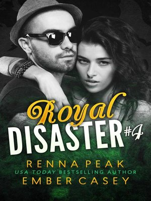 cover image of Royal Disaster #4