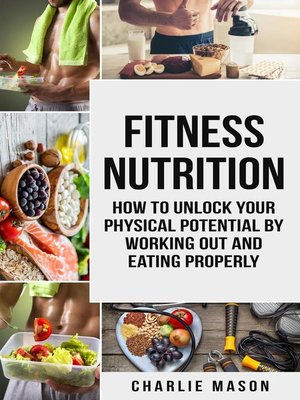 cover image of Fitness Nutrition