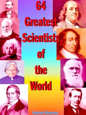 cover image of 64 Greatest Scientists of the World