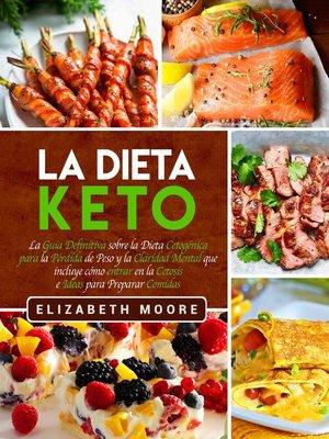 cover image of La Dieta Keto