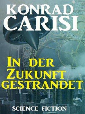 cover image of In der Zukunft gestrandet