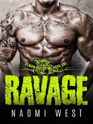 cover image of Ravage (Book 1)