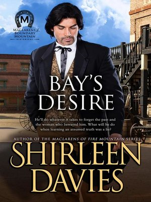 cover image of Bay's Desire