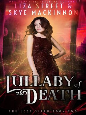 cover image of Lullaby of Death