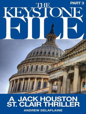 cover image of The Keystone File--Part 3