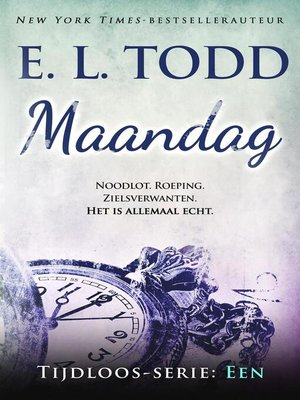 cover image of Maandag