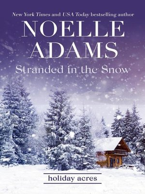 cover image of Stranded in the Snow