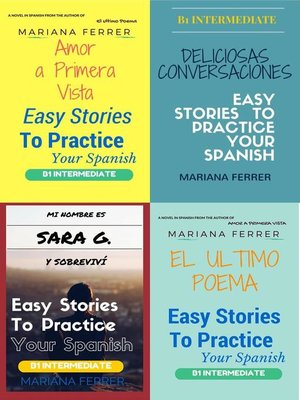cover image of Books In Spanish