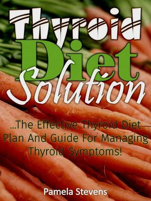 cover image of Thyroid Diet Solution