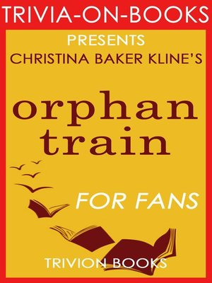 cover image of Orphan Train