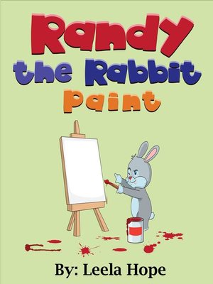cover image of Randy the Rabbit Paint
